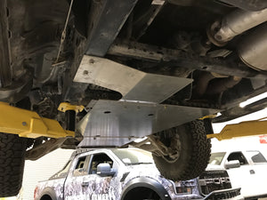 Raptor Transfer Case guard