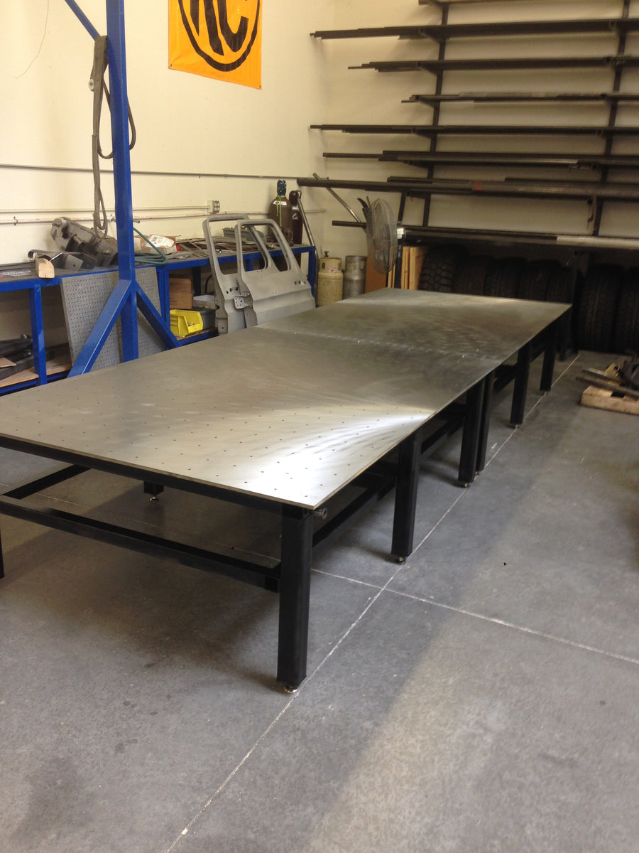Fabrication Fixture Tables