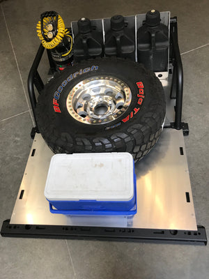 2017-up Raptor Modular Bed Organizer