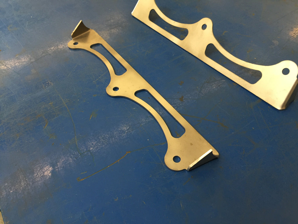 Oil Cooler Mount tab kit