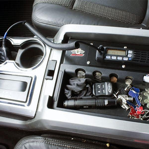 Radio Console Mount Package
