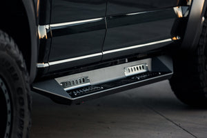 FORD F-SERIES HONEYBADGER SIDE STEPS (2 DR)