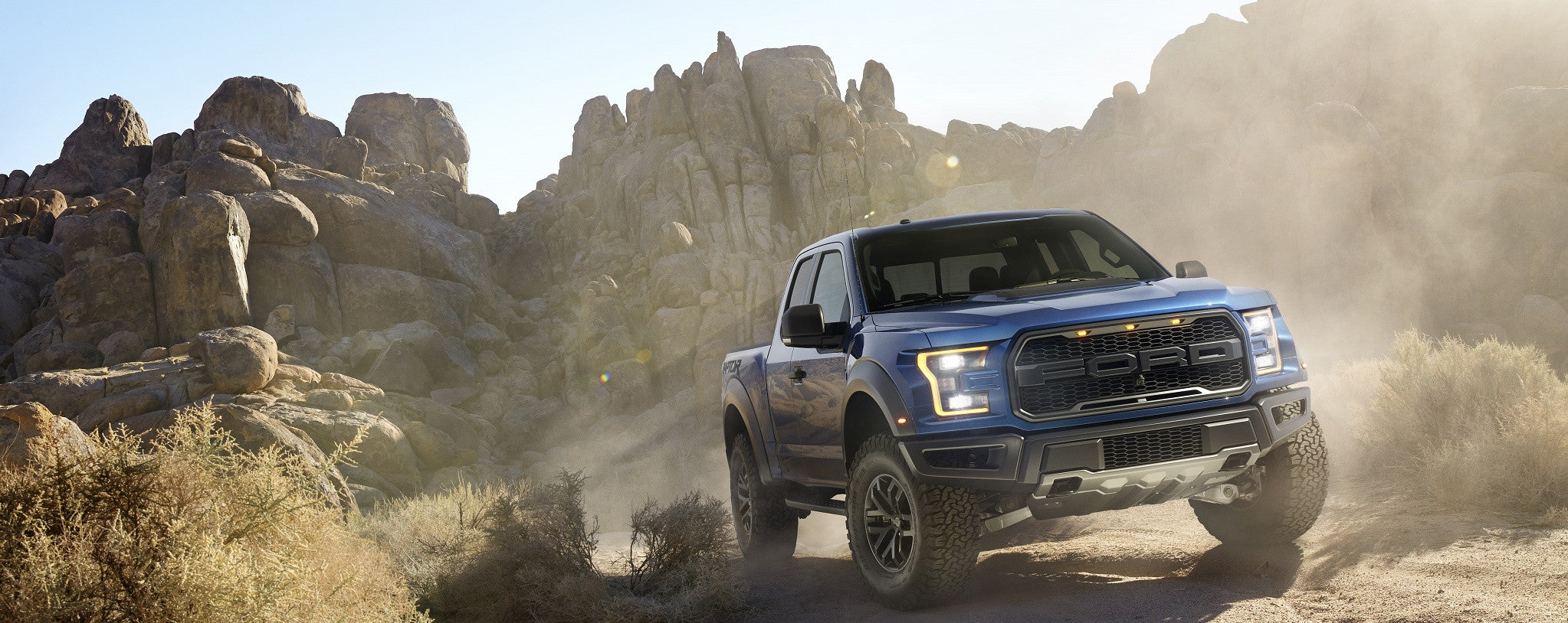 New 2017 Ford Raptor