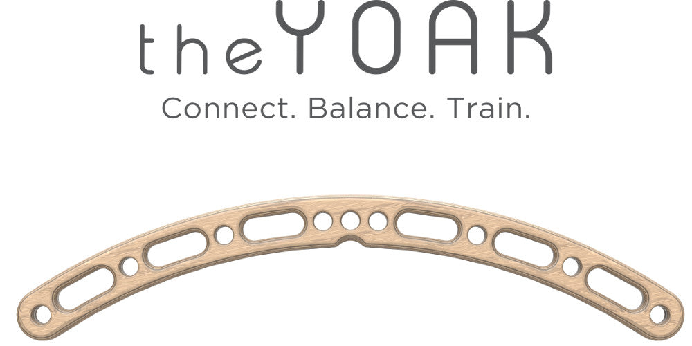 The YOAK: Connect. Balance. Train.