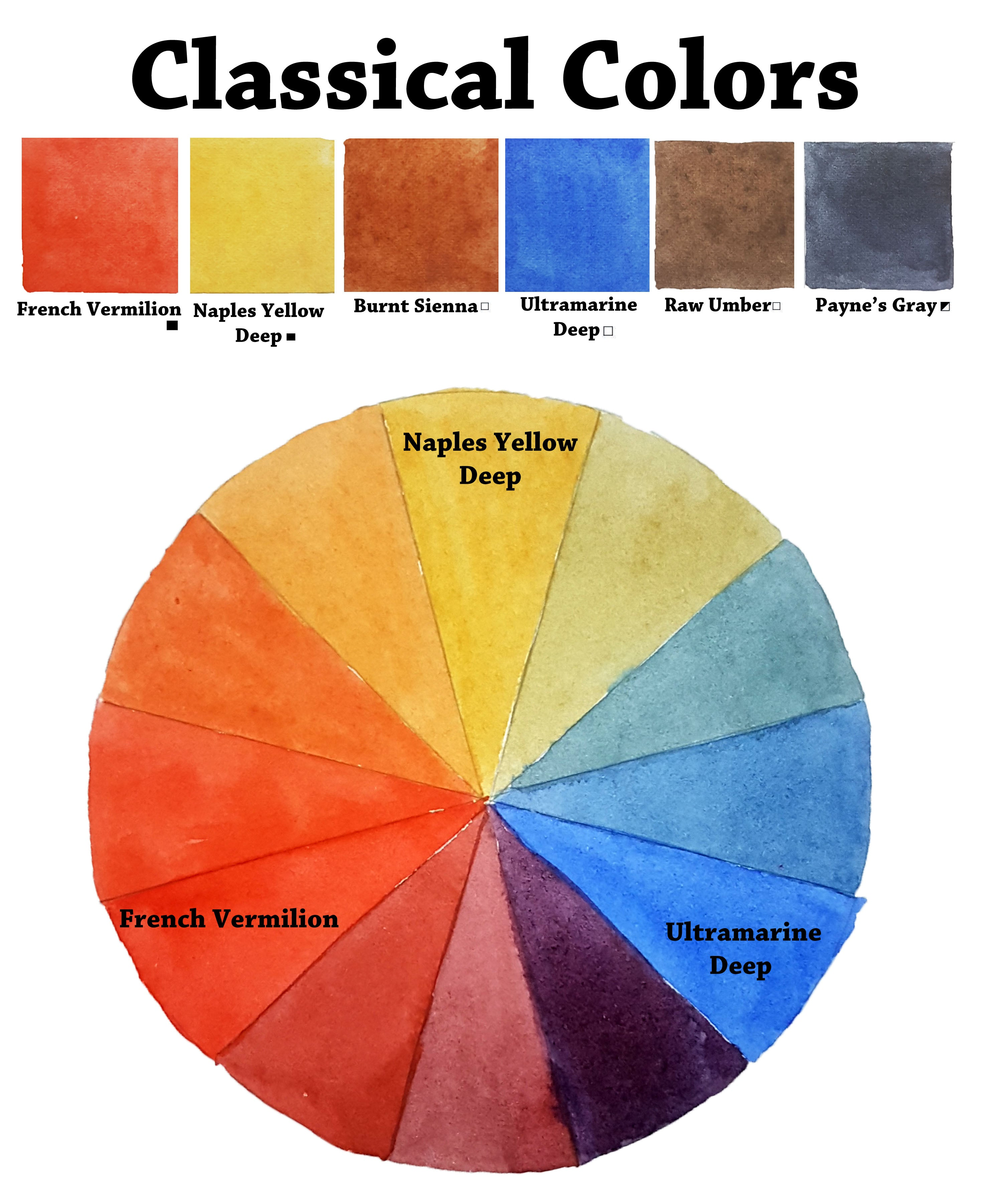 Hair color Capus: a palette of saturated hues