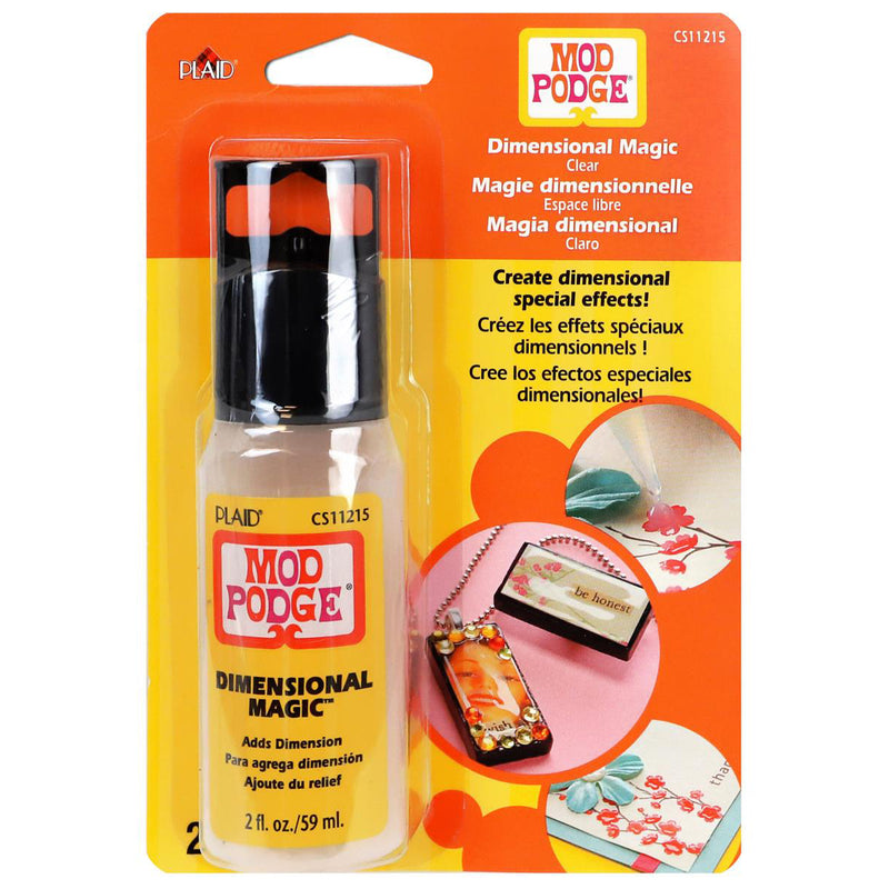Mod Podge Dimensional Magic 2oz Carded
