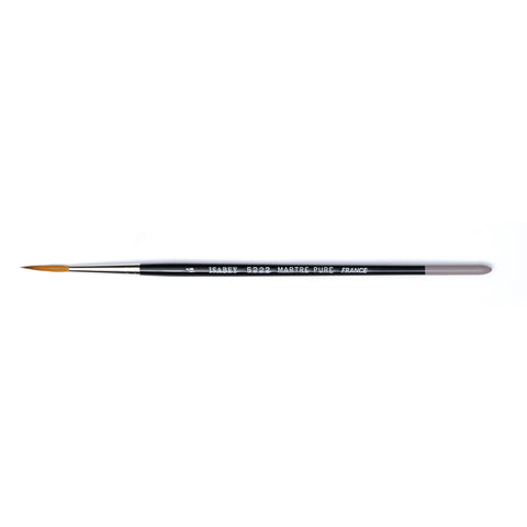 Isabey Series 6222 - Pure Sable Liner / Rigger - Art Nebula