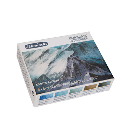 Schmincke Horadam Super Granulating Watercolor - Glacier