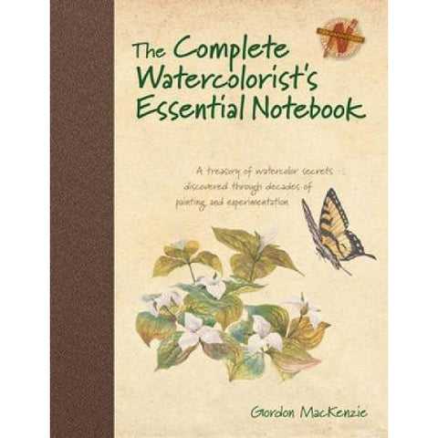 The Complete Watercolorist's Essential Notebook - Art Nebula