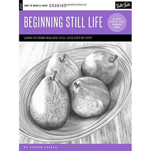 Drawing: Beginning Still Life: Learn to draw realistic still lifes step by step - Art Nebula