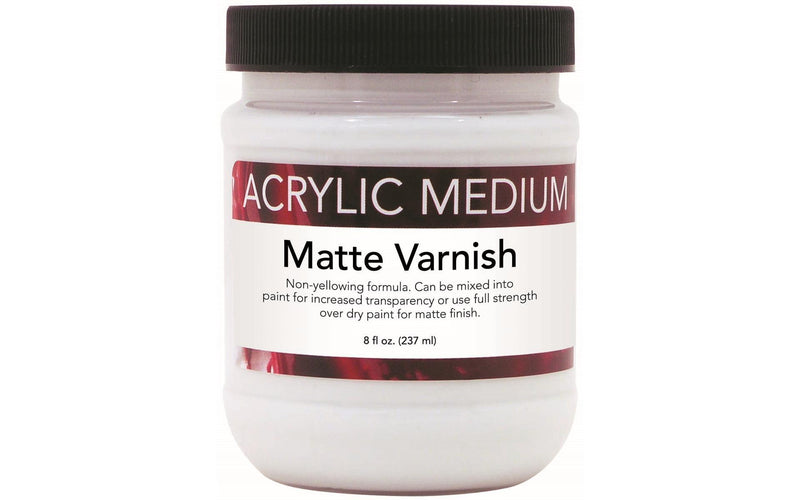 Art Advantage Medium Acrylic Varnish 8oz Mediums & Finishes Art Nebula