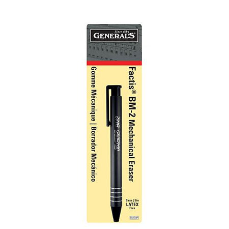 General Pencil Factis Pen Style BM-2 Mechanical Eraser Eraser Art Nebula