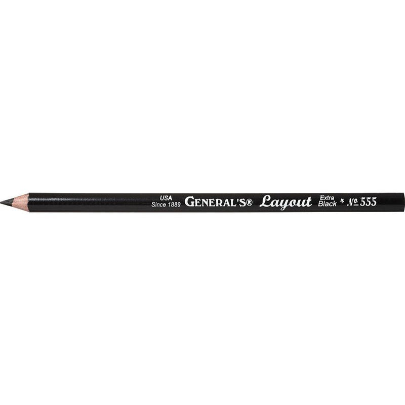 General Pencil Very Soft Layout Pencil Sketching & Drawing Pencils Art Nebula