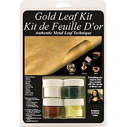 Houston Art Gold Leaf Starter Kit Crafts Art Nebula