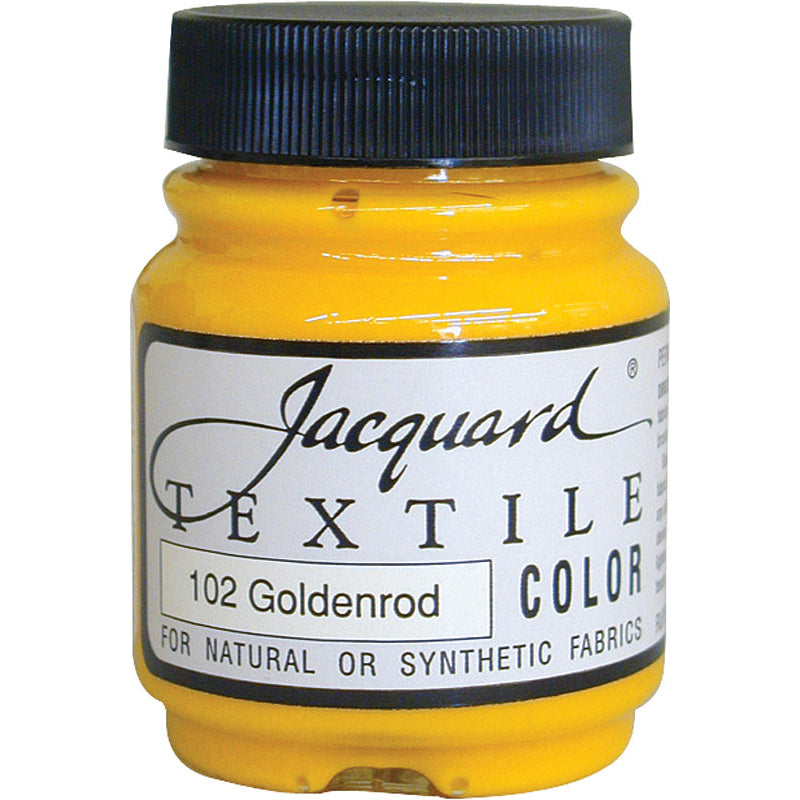 Jacquard Textile Color Fabric -  2.25 fl oz. (67 ml) - Art Nebula