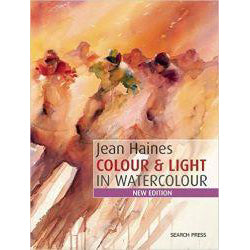Jean Haines' Colour & Light in Watercolour - Art Nebula
