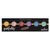 Coliro (by Finetec GmbH Germany) M710 - Rainbow 6 Color Set - Art Nebula