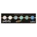 Coliro (by Finetec GmbH Germany) M730 - Ocean 6 Color Set - Art Nebula