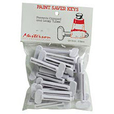Masterson Paint Saver Keys 24 Pack - Art Nebula