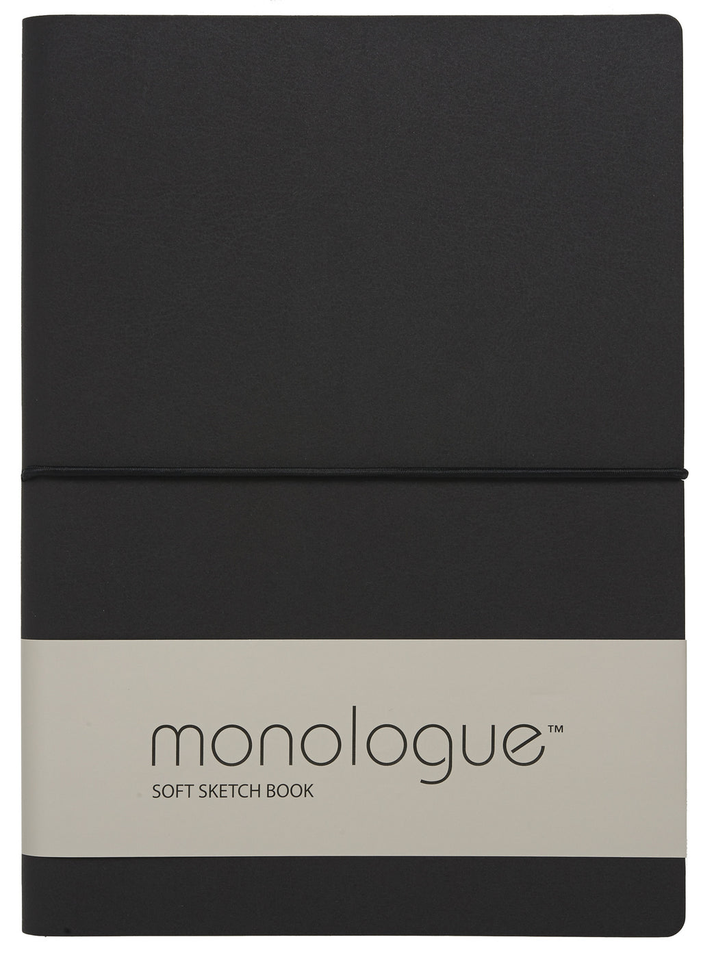 Monologue Soft Sketch Book - 200gsm - Art Nebula