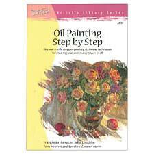 Oil Painting Step By Step Books Art Nebula