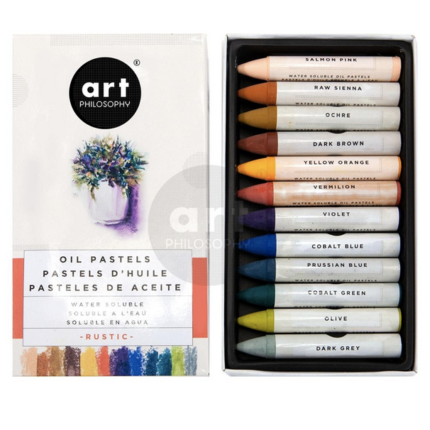 Prima Art Philosophy Water Solube Oil Pastels Pastels & Chalks Art Nebula