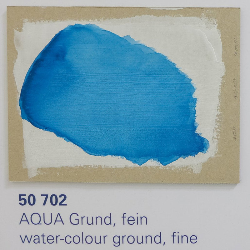 Schmincke Watercolour AQUA Ground - Fine 250ml Primer & Gesso Art Nebula