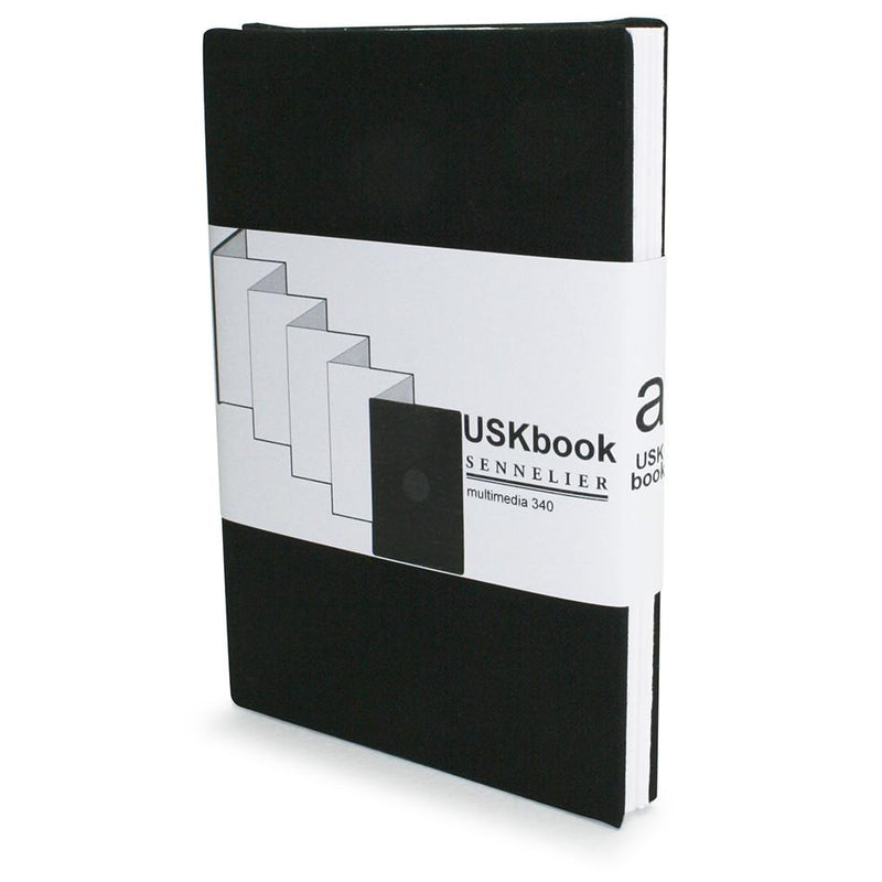 "Sennelier Urban Sketching USK Book - 340g, 6"" x 4"" Sketchbooks & Journals Art Nebula"