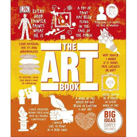 ART BOOK: Big Ideas Simply Explained - Art Nebula