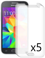 Samsung Galaxy Core Prime Antiglare Reflective Matte Screen Protectors - 5