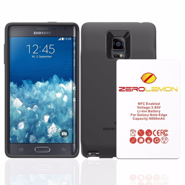 Zerolemon Samsung Galaxy Note Edge Battery - BastexShop