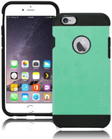 "Hybrid Teal Case + Black  Silicone Cover  iPhone 6, 4.7"" - BastexShop"