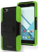 BLU Studio Energy D810L,    Durable Neon Green Silicone Co - BastexShop