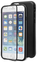 "iPhone 6, 4.7"" Durable Black TPU Wrap Up Case with Built In Screen Protector - BastexShop"
