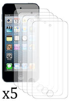 Antiglare Reflective Tempered Glass Protection Screen  Apple iTouch 5, 5g, 5s - BastexShop