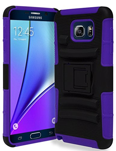 Samsung Galaxy Note 5 -    Dual Layer Phone Case with Side - BastexShop