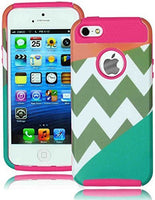 Hybrid  Case  Apple iPhone 5, 5S, 5G, 5th Generation - BastexShop
