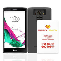 LG G4 Battery Case, ZeroLemon LG G4 8500mAh TriCell Extended Battery +  T - BastexShop