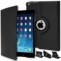 iPad Air Kickstand Protective Case - Black - BastexShop