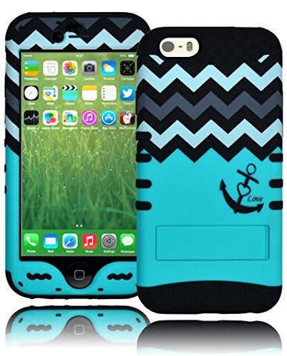 "Hybrid Kickstand Case  Apple iPhone 6, 4.7"" 6th Generation - BastexShop"