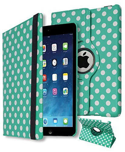 iPad Air Kickstand Protective Case - Teal/White - BastexShop