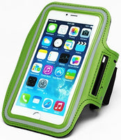 "Green Runners Armband Case with Key Holder  iPhone 6 Plus, 5.5"" - BastexShop"