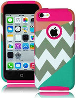 Hybrid Case Cover  Apple iPhone 5C, 5th Generation - Hot - BastexShop