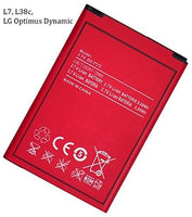 Replacement Battery  LG Optimus Dynamic, L7, L38C - BastexShop