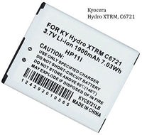 Replacement Battery  Kyocera Hydro XTRM C6721