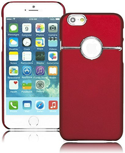 Snap Together RedSilver Design Protective  Case Cover iPhone 6, 4.7""