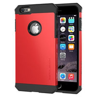 ZeroLemon Apple iPhone 6 Plus, 5.5 inch Case - Razor Armor Sharp Red   B - BastexShop