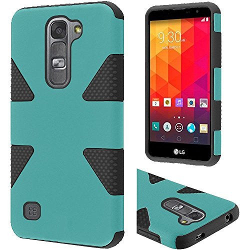 LG Volt 2 Phone Case,  Dynamic Slim  Hybrid Dual Layer Cover - BastexShop