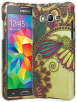 Samsung Galaxy Grand Prime LTE,  Rubberized Design Snap On Plastic - BastexShop
