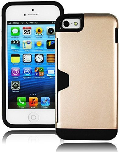Hybrid Case  Apple iPhone 5, 5S, 5G, 5th Generation - Co - BastexShop